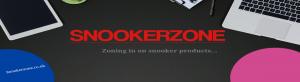 SnookerZone Banner Logo