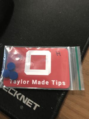 Taylor Made Tips
